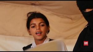 VIDEO: Bocah Irak Putus Sekolah karena Orang Tua Ikut ISIS