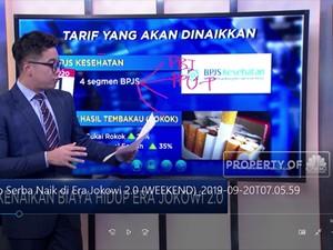 Duh! Biaya Hidup Serba Naik di Era Jokowi 2.0