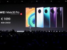 Ada Kabar Huawei Mate 50 Tak Dirilis Tahun 2021 Ini
