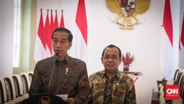 Jokowi Diminta Bentuk Komite Ahli Pembaruan Hukum Pidana