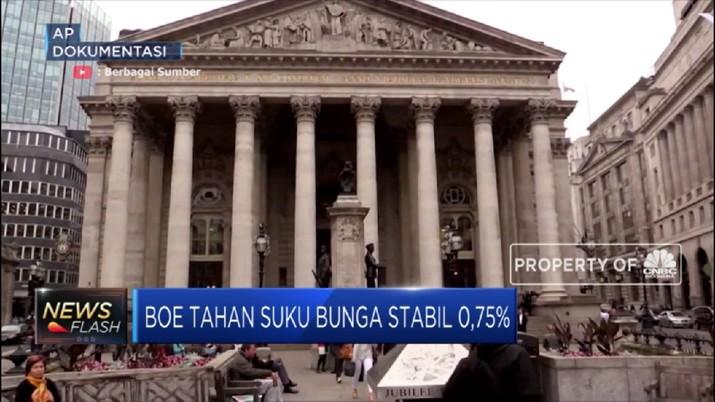 Tim Riset CNBC Indonesia akan memberikan proyeksi terkait dengan hasil dari RDG BI.