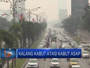Atasi Kabut Asap, Malaysia Ciptakan Hujan Buatan
