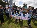 Puluhan Ribu Anak Australia Mulai Demo Perubahan Iklim Global