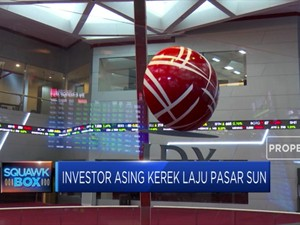 Investor Asing Kerek Laju Pasar SUN