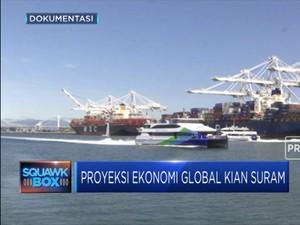 Proyeksi Ekonomi Global Kian Suram