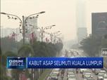 Kabut Asap Makit Pekat di Malaysia
