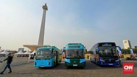 Dua Opsi Sirkuit Formula E Jakarta Melibatkan Monas