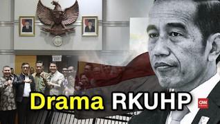 VIDEO: Drama Pasal Kontroversial RKUHP