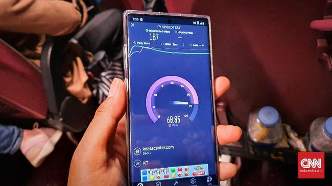 Susul Korsel, China Ikut Luncurkan 5G