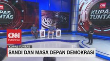 VIDEO: Sandi & Masa Depan Demokrasi #KupasTuntas (4/6)
