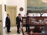 Jokowi Sorot Tekornya RI Berdagang dengan China