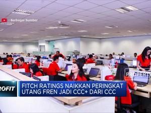 Fitch Ratings Naikkan Peringkat Utang Smartfren