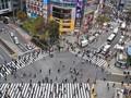 Cara Mengabadikan Foto Persimpangan Shibuya