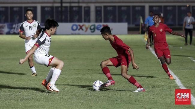 Kualifikasi Piala Asia U-16: Indonesia Hajar Brunei 8-0