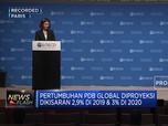 OECD Turunkan Proyeksi PDB Global