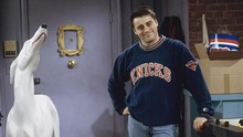'Joey Tribbiani' Bocorkan Isi Tayangan Reuni Friends