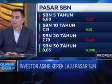 Pasar SBN Indonesia Masih Jadi Pilihan Investor Global