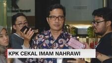 VIDEO: KPK Cekal Imam Nahrawi