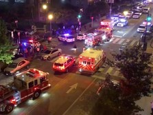 <i>Dar Der Dor</i> di Jalanan Washington, 6 Orang Terluka