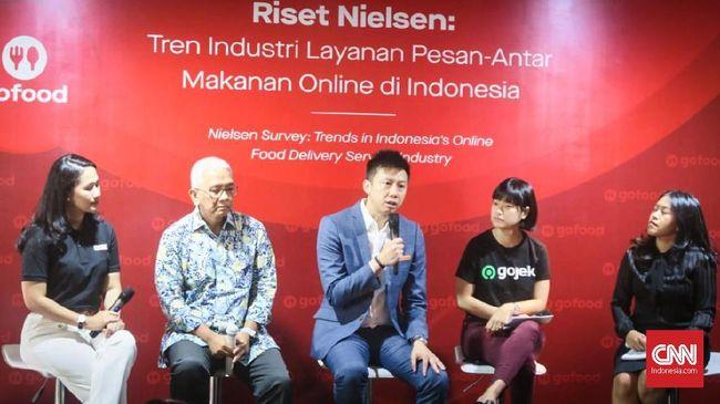 Gofood Kuasai 75 Persen Pangsa Pasar Indonesia