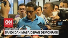VIDEO: #FlashNews Sandi & Masa Depan Demokrasi #KupasTuntas