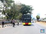 Antisipasi Demo, Polda Metro Tutup Akses Jalan ke Gedung DPR