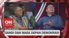 VIDEO: Sandi & Masa Depan Demokrasi #KupasTuntas (6/6)
