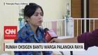 VIDEO: Rumah Oksigen Bantu Warga Palangkaraya