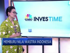 Tawaran Cuan Dari Investasi Wastra Nusantara