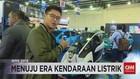 VIDEO: Indonesia Pamer Kendaraan Listrik