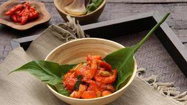 Resep Udang Goreng Sambal Bawang ala Chef Juna