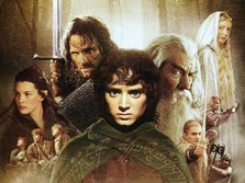Maniak Film, Warner Bros Mau Buat Lord of The Rings Anime