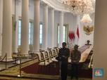 Sah! Jokowi Tunjuk Menaker Hanif Dhakiri Jadi Plt Menpora