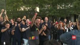 VIDEO: Kebahagiaan Apple Fanboy Dapat iPhone 11 Terbaru