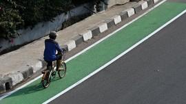 Dishub DKI Revisi Usulan Anggaran Jalur Sepeda Jadi Rp62 M