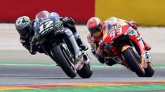 MotoGP Aragon: Marquez Pole Position Kalahkan Quartararo