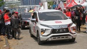 Saingi Penjualan Avanza, Mitsubishi Gelar Festival Xpander