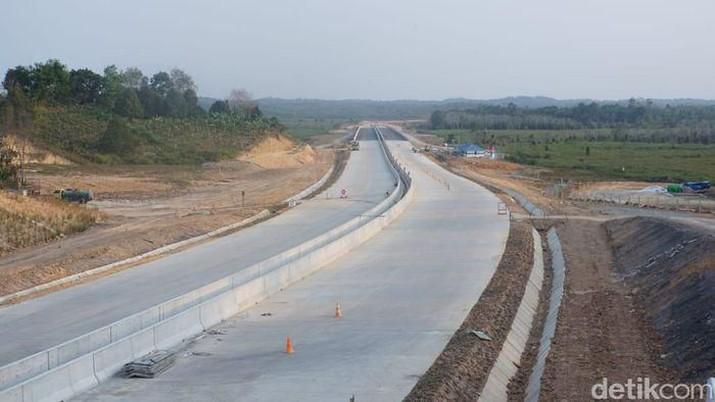 RI Butuh Investasi Rp 375 T Bangun 2.500 Km Tol Baru