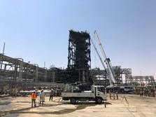 Rudal Iran Bikin Minyak Melesat 5%, Kini Bidik US$ 80/Barel
