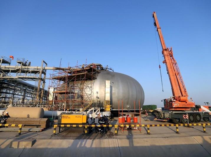 Sekuritisasi Infrastruktur Energi di Indonesia