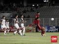 FOTO: Timnas Indonesia U-16 Pesta Gol ke Gawang Brunei
