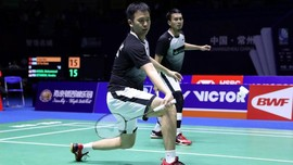 Ahsan/Hendra Ungkap Kunci ke Final China Open
