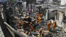 Ponsel Meledak Diduga Jadi Pemicu Kebakaran Jatinegara