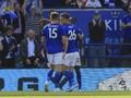 Hasil Liga Inggris: Leicester Kalahkan Tottenham 2-1
