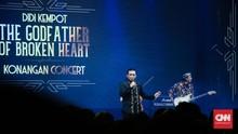 Berjoget 'Konangan' di Tengah Kekurangan Konser Didi Kempot