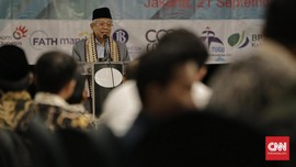 Ma'ruf Amin Usul Pihak Kontra RKUHP Gugat ke MK