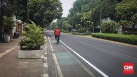 Jalur Sepeda di Jakarta, antara Harapan dan Realita