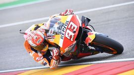 Marquez Catatkan Rekor Poin di MotoGP Malaysia 2019