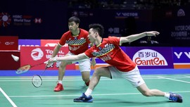 Denmark Open 2019: Kevin/Marcus Mulus Melaju ke Final