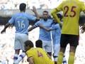 FOTO: Rekor Kemenangan 8-0 Manchester City di Liga Inggris